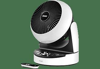UNOLD 86840 3D  Ventilator Weiß/Schwarz (16 Watt)