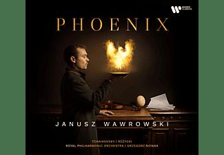 Janusz Wawrowski, Royal Philharmonic Orchestra, Grzegorz Nowak - PHOENIX  - (CD)