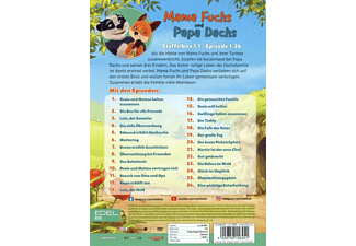 Mama Fuchs und Papa Dachs - Staffelbox 1.1 DVD