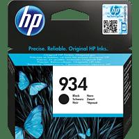 HP 934 Tintenpatrone Schwarz (C2P19AE)