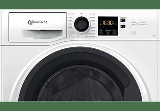 BAUKNECHT WM 7 M100 Waschmaschine (7 kg, 1351 U/Min., E)