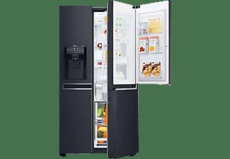 LG ELECTRONICS Side-by-Side InstaView Door-in-Door™ GSX961MCVZ