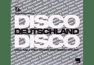 VARIOUS - Disco Deutschland Disco 1975-1980  - (Vinyl)