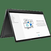 LENOVO Convertible Yoga 9, i7-1185G7, 16GB RAM, 1TB SSD, 14 Zoll Touch UHD, Shadow Black  (82BG004FGE)
