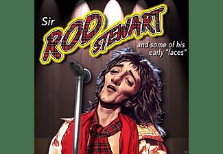 Rod Stewart - Sir Rod Stewart & His Early Faces  - (CD)