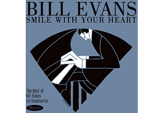 Bill Evans - SMILE WITH YOUR HEART  - (CD)
