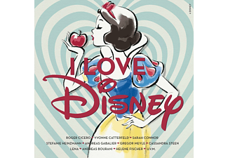 VARIOUS - I Love Disney [CD]