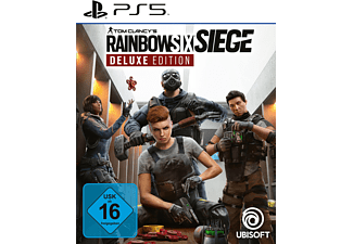 Tom Clancy's Rainbow Six Siege - Deluxe Edition - [PlayStation 5]