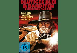 Blutiges Blei & Banditen [DVD]