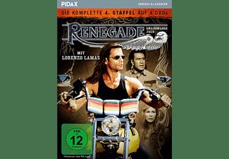 Renegade-Gnadenlose Jagd,Staffel 4 DVD