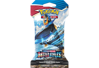 TCG S&S Battle Styles Single Sleeved Booster Pack