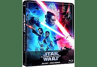Star Wars: El Ascenso de Skywalker (Episodio IX) (Ed. Steelbook) - 2 Blu-ray