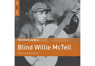 Blind Willie McTell - Rough Guide: Blind Willie McTell  - (CD)