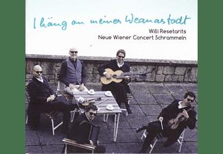 Willi Resetaritis;Neue Wiener Concert Schrammeln - I häng an meiner Weanastadt [CD]
