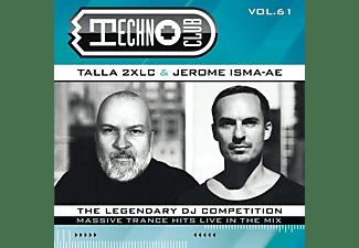 VARIOUS - TECHNO CLUB VOL. 61  - (CD)