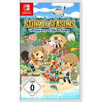 Story of Seasons: Pioneers of Olive Town - [Nintendo Switch]