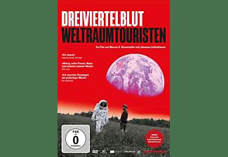 Dreiviertelblut - Weltraumtouristen DVD
