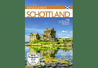Schottland-Reiseführer DVD + CD
