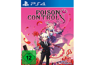 Poison Control - [PlayStation 4]