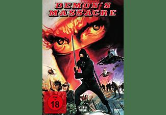 Demon's Massacre DVD