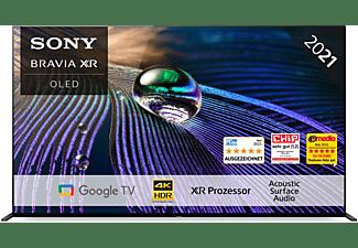 SONY XR-65A90J OLED (2021) 65 Zoll BRAVIA XR 4K UHD SMART TV (Google TV)