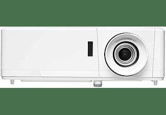 Proyector - Optoma ZH403, Láser, Full HD, 4.000 lm, Full 3D, Telnet, 300.000:1, Proyección 360º, Blanco