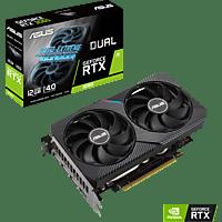 ASUS GeForce Dual RTX3060 12G 12GB (90YV0GB3-M0NA00) (NVIDIA, Grafikkarte)