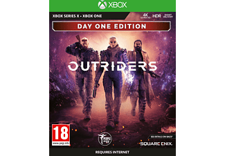 Outriders Day Edition NL/FR Xbox One