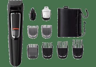 PHILIPS MG3740/15 Multigroom Series 3000 9in1 Gesicht & Haare; Schwarz
