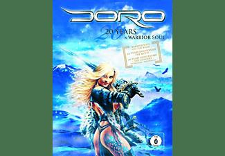 Doro - 20 YEARS - A WARRIOR SOUL  - (DVD)
