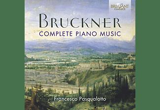 Francesco Pasqualotto - Bruckner:Complete Piano Music  - (CD)