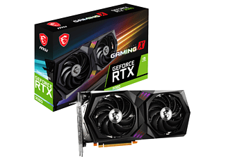 MSI GeForce RTX™ 3060 Gaming X 12G (V397-019R) (NVIDIA, Grafikkarte)