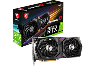 MSI GeForce RTX 3060 Ti GAMING X (V397-010R) (NVIDIA, Grafikkarte)