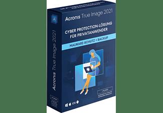 Acronis True Image 2021, 1 User (deutsch) (PC/MAC), Code in the Box - [PC/MAC]