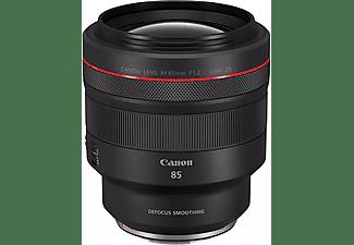 Objetivo EVIL - Canon RF 85 mm F1.2 L USM, Fijo, 117.3 mm, Filtro 82 mm, Montura RF, Negro