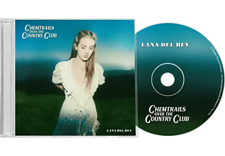 Lana Del Rey - Chemtrails Over The Country Club - Exklusiv Edition mit Alternativen Cover und Poster [CD]