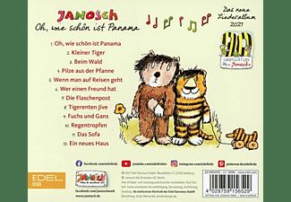 Janosch - Oh,wie schön ist Panama-Das Liederalbum  - (CD)