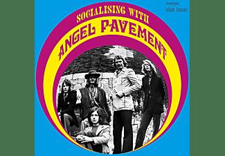 Angel Pavement - Socialising With Angel Pavement (LP+7'')  - (Vinyl)