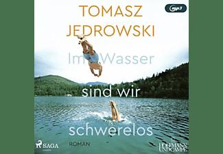 Emil Schwarz - Im Wasser Sind Wir Schwerelos  - (MP3-CD)