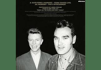 David Bowie, Morrissey - Cosmic Dancer  - (Vinyl)