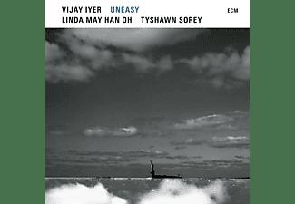 Vijay Iyer, Linda May Han Oh, Tyshawn Sorey - Uneasy  - (CD)