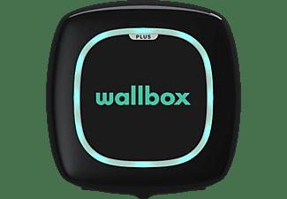 WALLBOX Pulsar Plus 11 KW Stationäre Ladestation für Elektrofahrzeuge, Schwarz