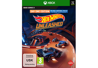 Hot Wheels Unleashed Day One Edition - [Xbox Series X|S]