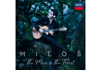 Milos Karadaglic - The Moon And The Forest  - (CD)
