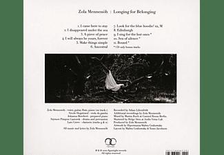 Zola Mennenöh - Longing For Belonging  - (CD)
