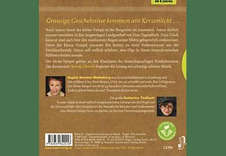 Katharina Thalbach - Der Kleine Vampir Liest Vor  - (CD)