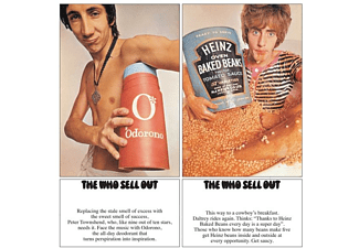 The Who - The Who Sell Out  - (CD)