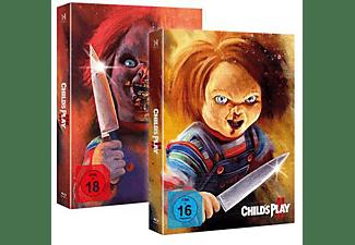 Chucky 2 - Die Mörderpuppe ist wieder da, Chucky 3 Blu-ray