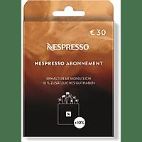 NESPRESSO Abonnement Box €30,-