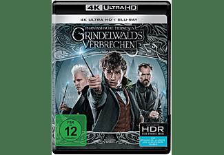 Phantastische Tierwesen Grindelwalds Verbrechen Kinofassung + Extended Cut 4K Ultra HD Blu-ray + Blu-ray